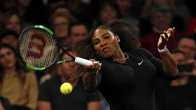 Tennis : Serena Williams est de retour