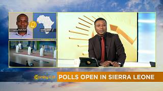 D-day in Sierra Leone as nation goes to polls [The Morning Call]