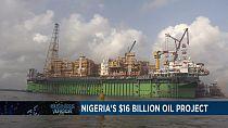 Nigeria : un projet pétrolier à 16 milliards $