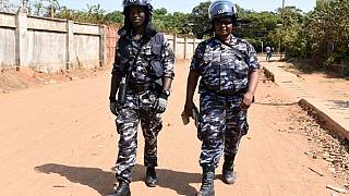 Security high, business low as Sierra Leoneans vote