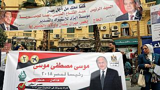 Egypte : Abdel Fattah-al Sissi en roue libre vers un second mandat
