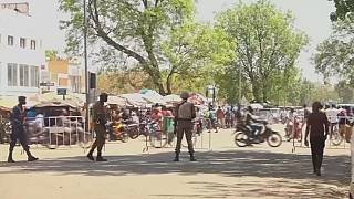 Eight arrested after Burkina Faso double attack