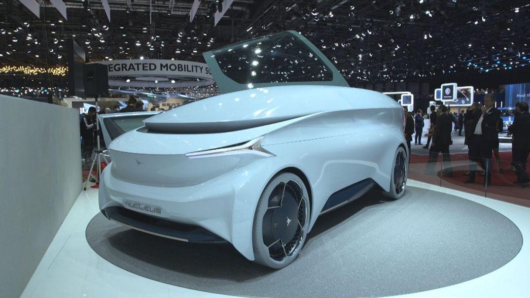 معرض جنيف للسيارات: المحركات الكهربائية تحتل الصدارة