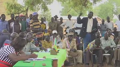 South Sudan herders,farmers discuss conflict over land, water
