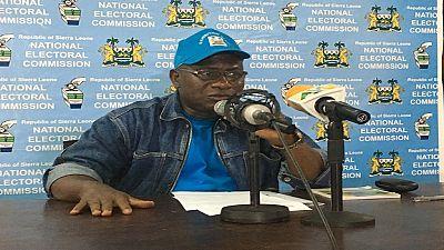 Élections en Sierra Leone : « seule la Commission électorale a le droit d'annoncer les résultats » (NEC)