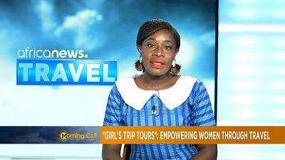 """""""Girls Trip Tours"""": Empowering women through travel"""