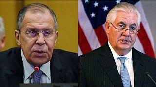 Ethiopie : Tillerson et Lavrov dans le même hôtel, mais pas de rencontre prévue