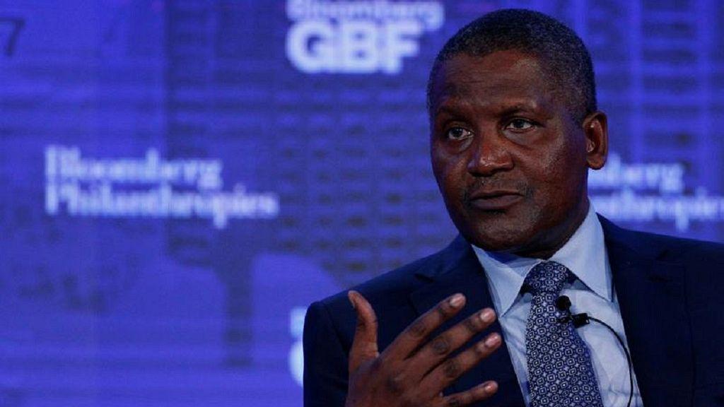 Dangote Parmi Les 100 Personnes Les Plus Riches Au Monde Africanews