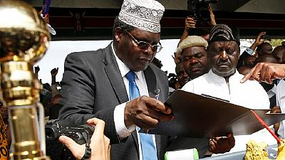 Deported Odinga ally slams peacetalks with Uhuru as a betrayal