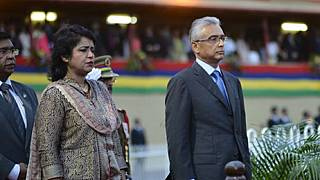Mauritius President to resign following expense scandal (prime minister)