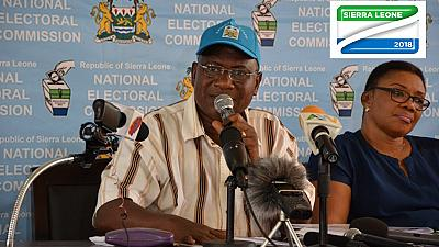 Sierra Leone polls: Opposition SLPP closes gap on ruling APC [50% official results]