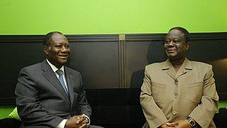 Côte d'Ivoire: le PDCI de Bédié ne veut pas entendre parler d'un parti unifié avec le RDR de Ouattara