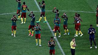 Cameroon advertise national football coach position
