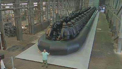 Ai Weiwei, un artiste avocat des migrants