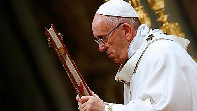 Italie : le Pape François s'inquiète de la politique de la peur