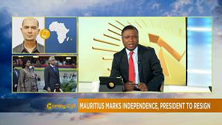 Mauritius marks 50th independence, president to resign [The Morning Call]