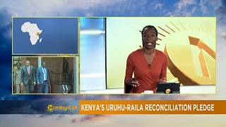Mixed reactions follow Kenyatta and Odinga's surprise reconciliation [The Morning Call]