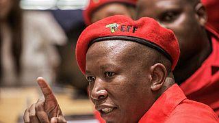 Afrique du Sud : l'opposant Julius Malema refuse de rallier l'ANC
