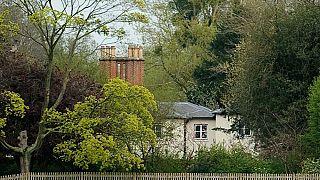 Image: Frogmore Cottage on April 10, 2019 in Windsor, England.