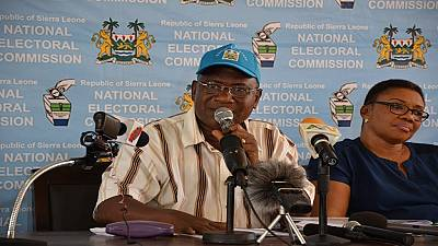 Sierra Leone presidential polls: NEC to recount ballots from 72 stations
