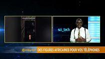 Des figures Africaines pour vos téléphones [ Sci Tech]