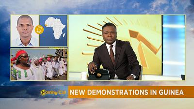 Protests in Guinea over disputed local elections[The Morning Call]
