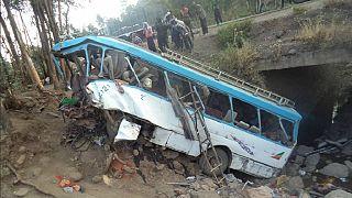 Ethiopie : 38 personnes tuées dans un accident de bus (radio d'Etat)