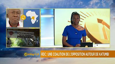 DRC's exiled opposition leader Moise Katumbi floats new party [The Morning Call]