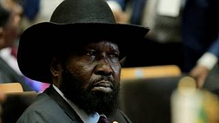 South Sudan president fires finance minister