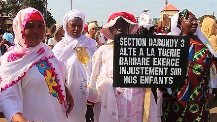 En Guinée, des femmes dénoncent les violences policières [no comment]