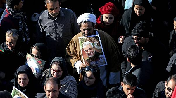 Image: TOPSHOT-IRAN-IRAQ-US-UNREST