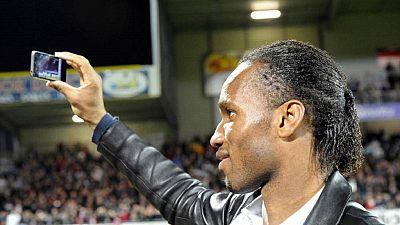 Didier Drogba confirme sa retraite internationale à la fin de cette année