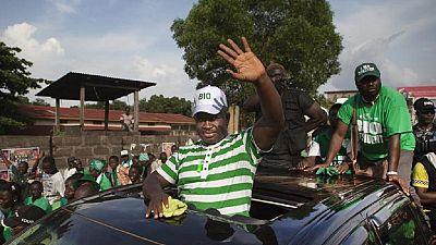 Présidentielle en Sierra Leone : pas de vainqueur dès le premier tour