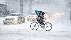 Februar 2018: Kalt in Europa, warm in der Arktis