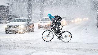 Februári klímajelentés: minden a feje tetejére állt