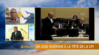 ICC elects Nigerian judge Eboe Osuji as president