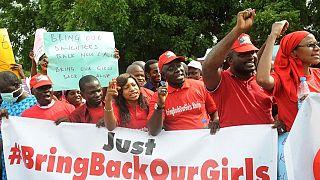 Nigeria : un groupe d'activistes menace de poursuivre le gouvernement pour les filles enlevées