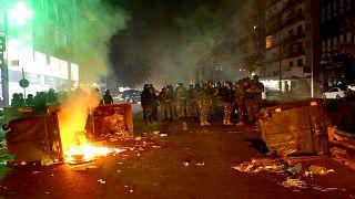 Image: LEBANON-POLITICS-PROTESTS