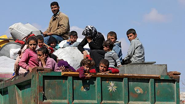 Two views on Syria's growing humanitarian crisis