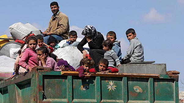 Rehenes de la guerra en Siria: la lucha diaria de un pueblo despojado de futuro