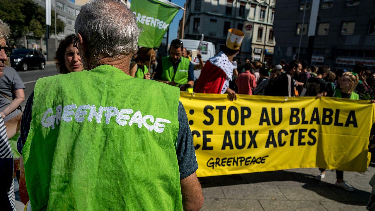Global Climate Strike In Lyon