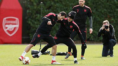 Arsenal, les yeux sur l'Europa League, l'esprit en Ligue des Champions