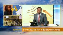 South Sudan seeks to join Arab league [The Morning Call]