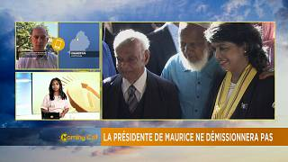 Mauritius president makes U-turn, refuses to step down [The Morning Call]