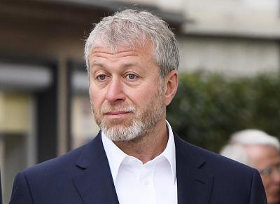 Russian billionaire and owner of Chelsea FC, Roman Abramovich.