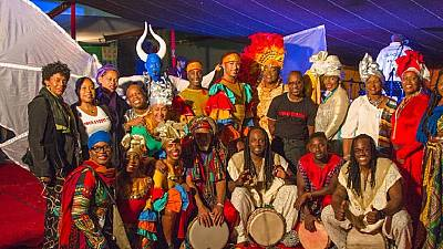 Abidjan: Thousand artists perform at MASA festival