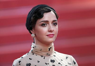 "Taraneh Alidoosti attends ""The Salesman"" premiere during the 69th annual Cannes Film Festival in May 2016."