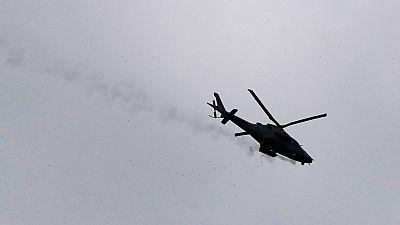 Sénégal : huit morts dans l'accident d'un hélicoptère militaire