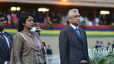 Acculée par un scandale financier, la présidente mauricienne prépare sa défense