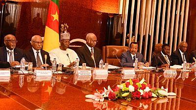 Cameroon security intact in restive regions: President Biya tells cabinet